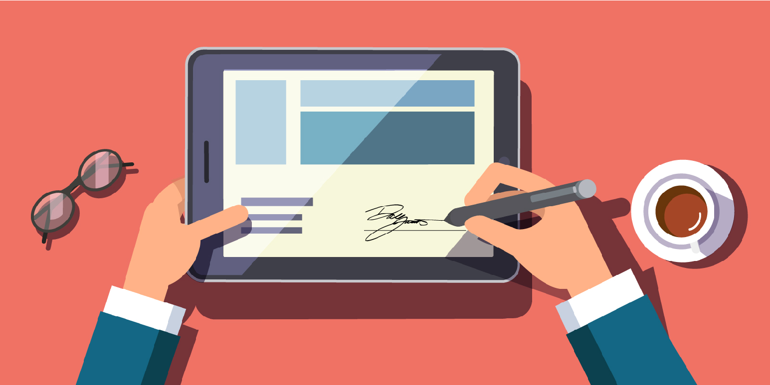 What are the benefits of using Electronic Signatures in the Insurance Industry?